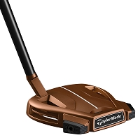 TaylorMade Spider X Copper Single Sightline Putter