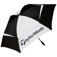 "TaylorMade 68"" Double Canopy Umbrella"